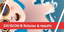 DIVISION B Fixtures & Results