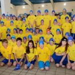 The Ballymena team